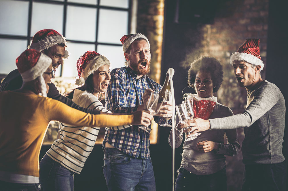 It's Never Too Early (Or Too Late) To Plan The Christmas Party