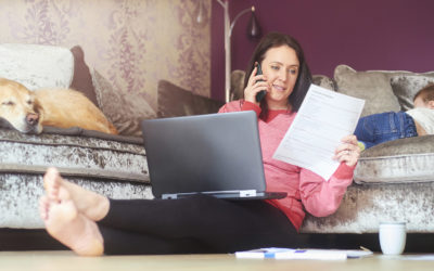 9 Top Tips for Working From Home
