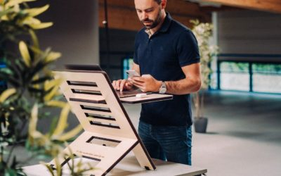 The Best Standing Desks for Your Home Office That Will Rise to The Occasion