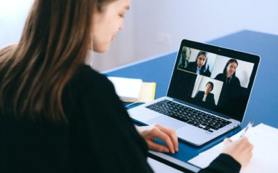 Etiquette Faux Pas to Avoid in Virtual Meetings
